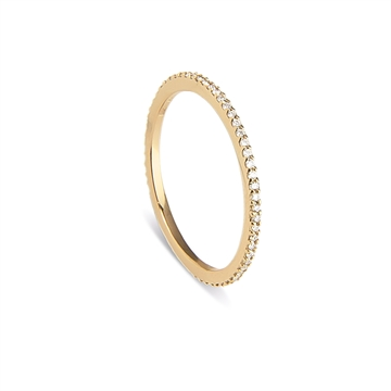 Alliance RING Loveliest  14K GULD  0,21 CT. DIAMANT