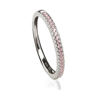 Candy Crush Ring - Pink Sten